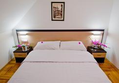 布拉格1號酒店 - 布拉格 - 臥室