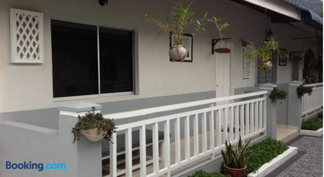 Nipah Guesthouse Pangkor - 邦咯 - 建築