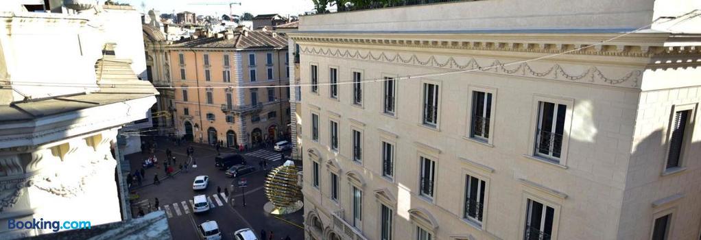 B&B Casa Angelini - 羅馬 - 建築