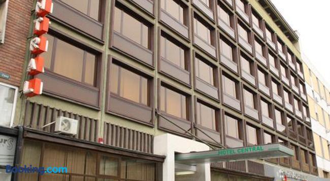 Hotel Central - Timisoara - 建築