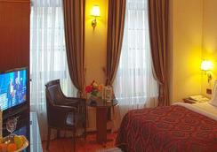 皇宮貝斯特韋斯特酒店 - 伊斯坦堡 - 臥室