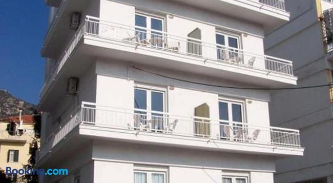 Hotel Europa - 卡瓦拉 - 建築