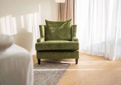苏伊特斯酒店 - 海德堡 - 臥室