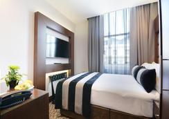 帕丁頓考特倫敦尊貴酒店 - 倫敦 - 臥室
