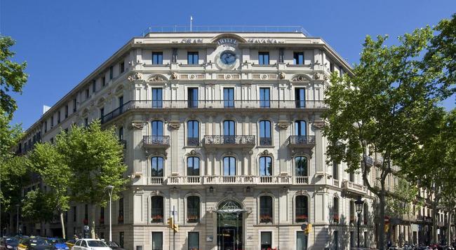 Silken Gran Hotel Havana - 巴塞羅那 - 建築
