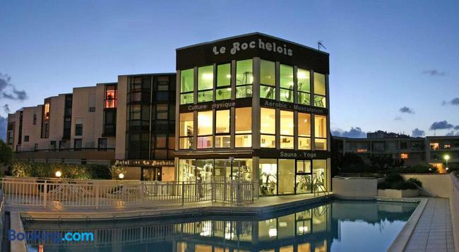 Hôtel Le Rochelois - 拉羅謝爾 - 建築