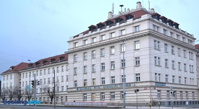 Masarykova Kolej - 布拉格 - 建築