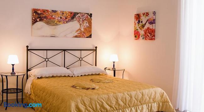 Alle Antiche Terme - 那不勒斯/拿坡里 - 臥室