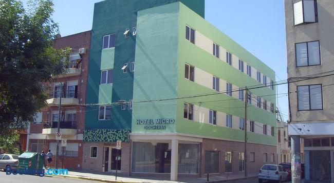 Hotel Micro - 羅薩里奧 - 建築