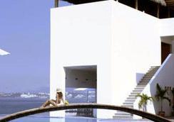魯納馬爾貝斯特韋斯特PLUS酒店 - 曼薩尼略 - 建築