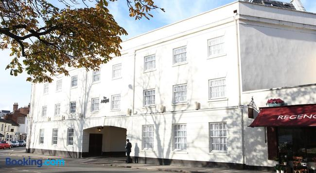 The Angel Hotel - Leamington Spa - 建築