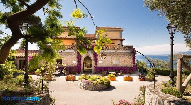 Hotel La Badia - 索倫托 - 建築