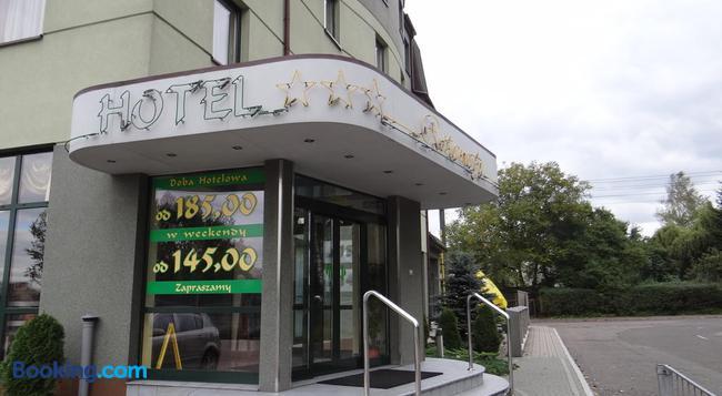 Hotel Restauracja Kinga - 卡托維茲 - 建築