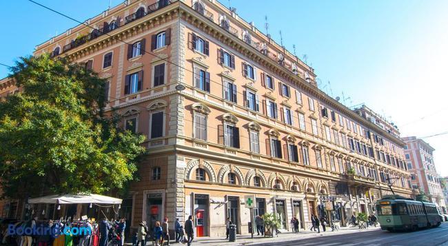 Maison Vaticana - 羅馬 - 建築