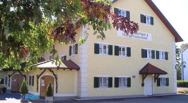 Hotel Garni Nöserlgut - 林茨 - 建築