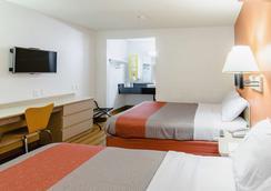 梅德福北6號汽車旅館 - 梅德福 - 臥室