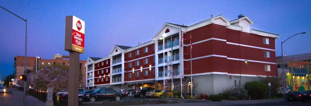 Best Western Plus City Center - Spokane - 建築