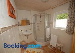 Landhaus Bergleben - 奧伯斯特多夫 - 浴室