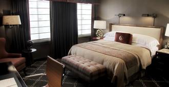 洛杉磯運動俱樂部酒店 - 洛杉磯 - 臥室