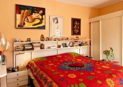 Xaviera's Bed and Breakfast - 阿姆斯特丹 - 臥室