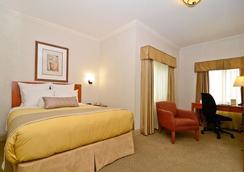 迪安薩貝斯特韋斯特酒店 - 蒙特雷 - 臥室