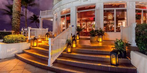 鵜鶘海灘度假度假酒店- 貴族之家 - 勞德代爾堡 - 室外景