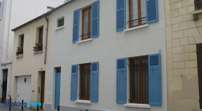 Chambres d'Hôtes Haut de Belleville - 巴黎 - 建築