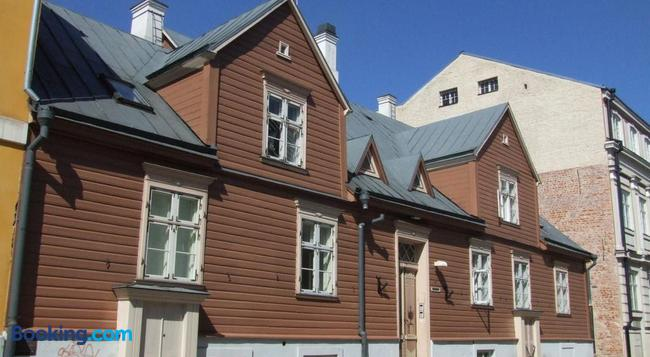 Tampere Maja - 塔爾圖 - 建築