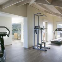 Best Western Plus Santa Maria Fitness Room