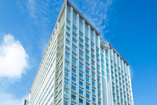 東京芝賽萊斯廷飯店 - 東京 - 建築