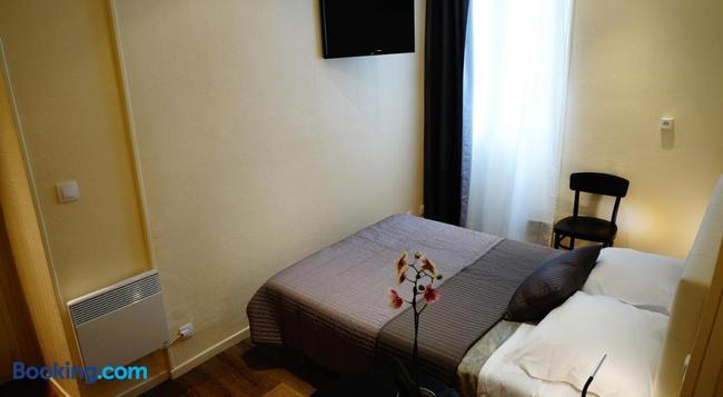 Hotel Zora - 巴黎 - 臥室