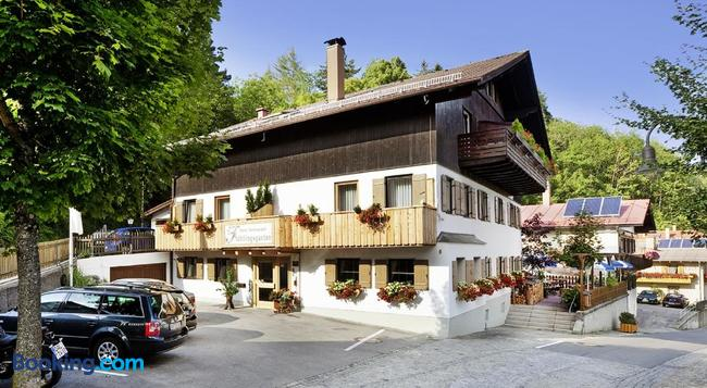 Hotel Restaurant Frühlingsgarten - 福森 - 建築
