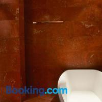 Hotel Gabbani Bathroom