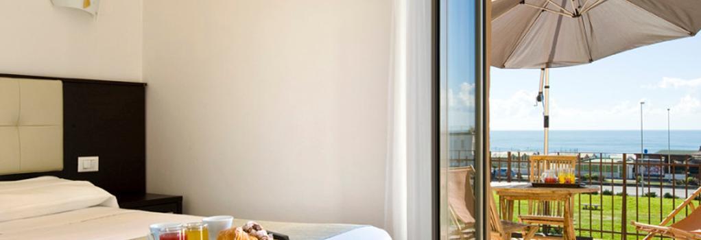Hotel Bellavista - 羅馬 - 臥室