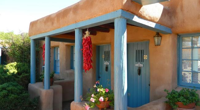 Pueblo Bonito Bed and Breakfast Inn - 聖達菲 - 建築