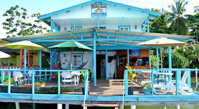 Bubba´s House - Bocas del Toro - 建築