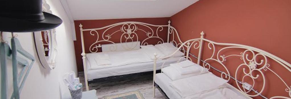 Gindza Hostel Sretenka - 莫斯科 - 臥室