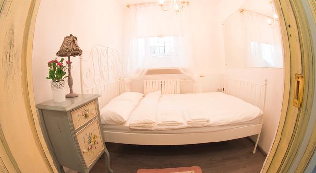 Gorod Patriarshie Hostel - 莫斯科 - 臥室