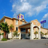 Sleep Inn & Suites Valdosta Exterior