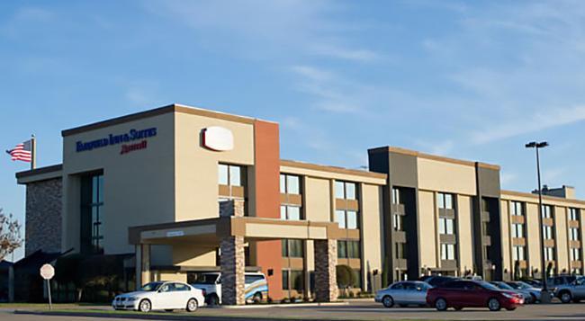 Fairfield Inn & Suites Dallas DFW Airport South/Irving - 歐文 - 建築