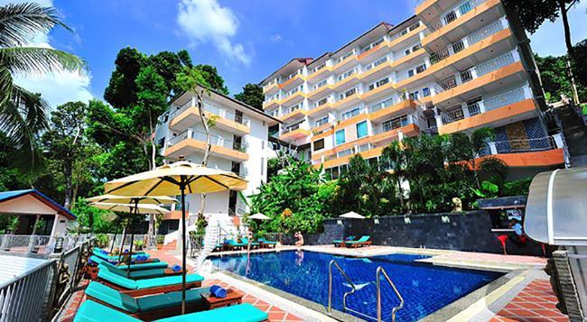 Blue Ocean Beach Resort - 巴東 - 建築