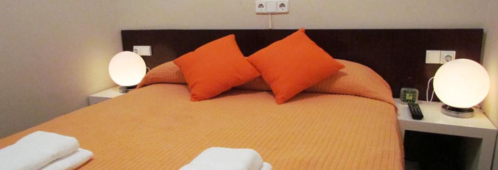 Barcelona City Seven - 巴塞隆拿 - 臥室