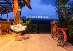 卡好索克精品營地酒店 - Phanom - 大廳