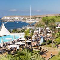 H10 Playa Meloneras Palace Aerial View