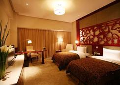 東怡大酒店 - 上海 - 臥室
