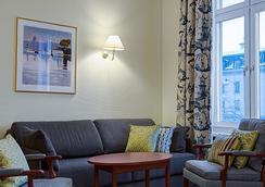 斯德哥爾摩總站酒店 - 斯德哥爾摩 - 臥室