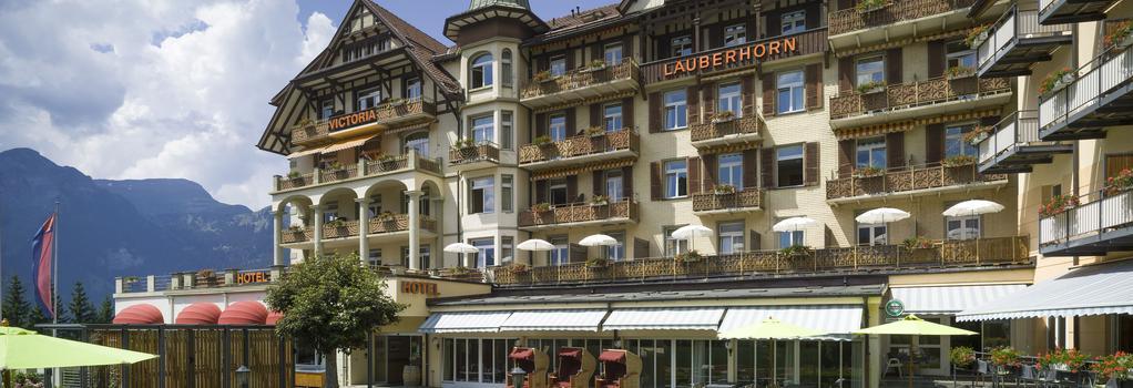 Hotel Victoria-Lauberhorn - Wengen - 建築
