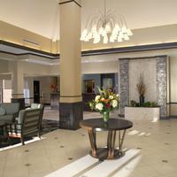 Hilton Garden Inn Albany SUNY Lobby