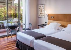 蘭布拉里沃利塞爾斯酒店 - 巴塞隆拿 - 臥室