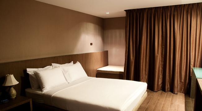 Bangkok City Hotel - 曼谷 - 臥室